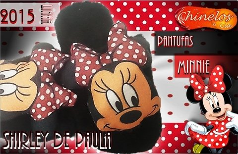 Pantufa Minnie