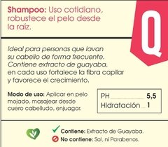Shampoo Keramine Bain Quotidien 300ml en internet