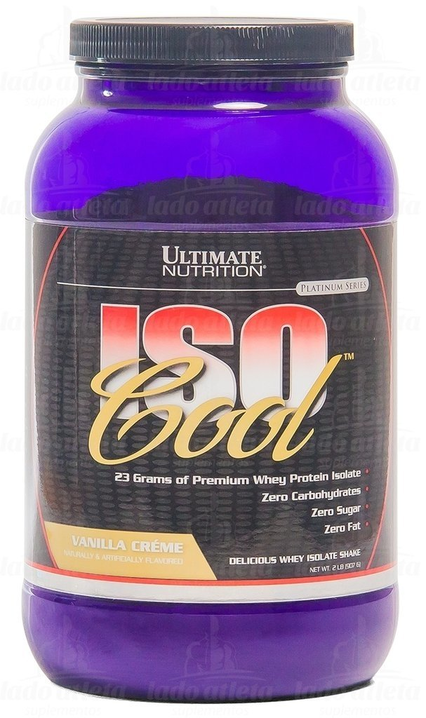 08582eb2e Isocool Ultimate Nutrition