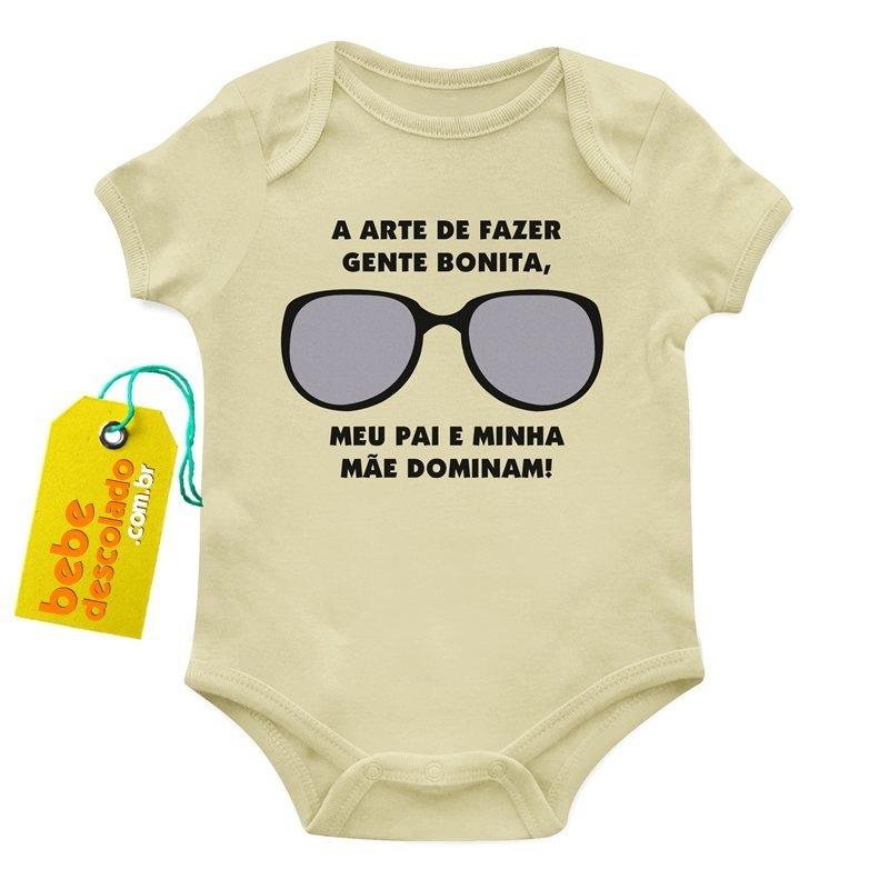 Roupas Descoladas E Divertidas Para Bebês Body Gente Bonita