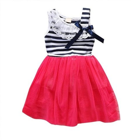 Vestido Candy Baby Pink