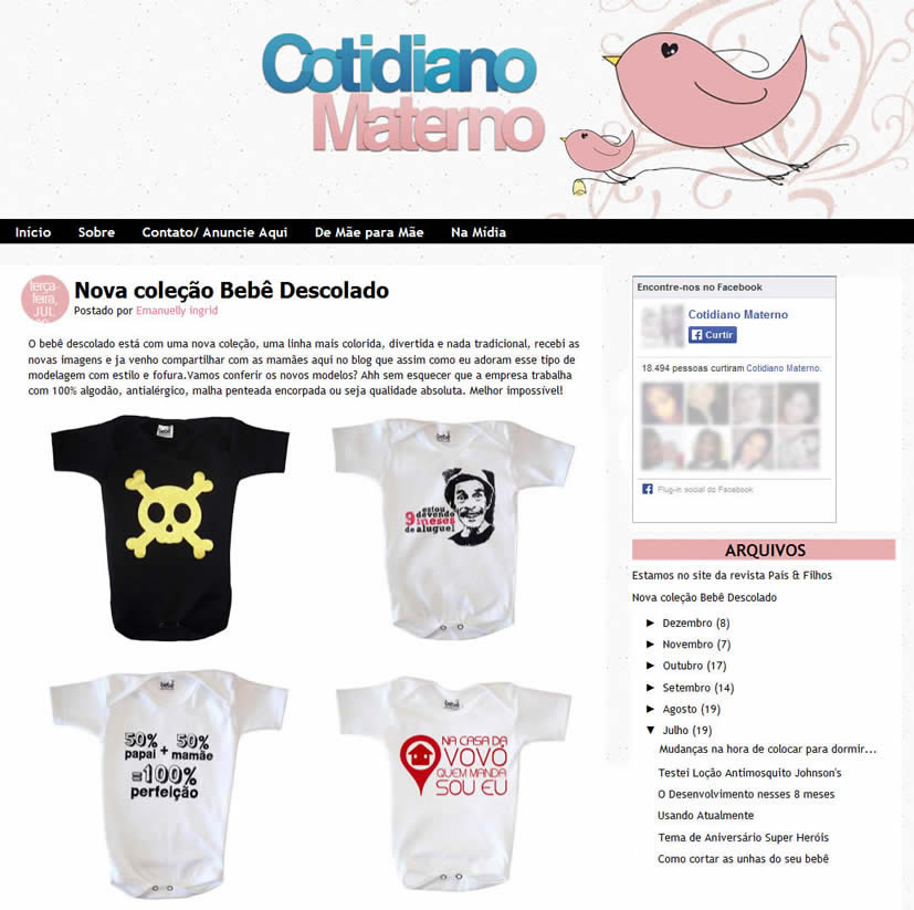 print blog cotidiano