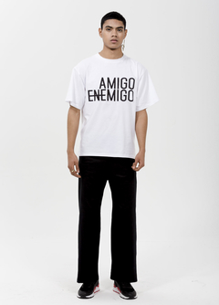 remerón amigo enemigo con estampa