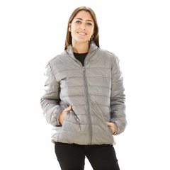 Campera Arizona Gris - Customs BA