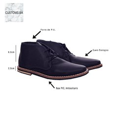 Zapato Manchester - Customs BA