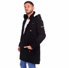 Parka Us Army Negra - Customs BA