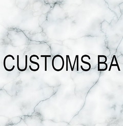 Buzo Batik Celeste - Customs BA