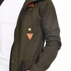 Parka Paris Negra - Customs BA