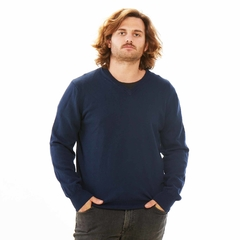 Sweater Classic Azul en internet