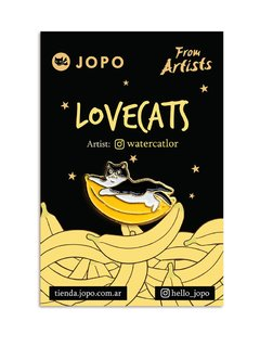 Pin LoveCats Banana