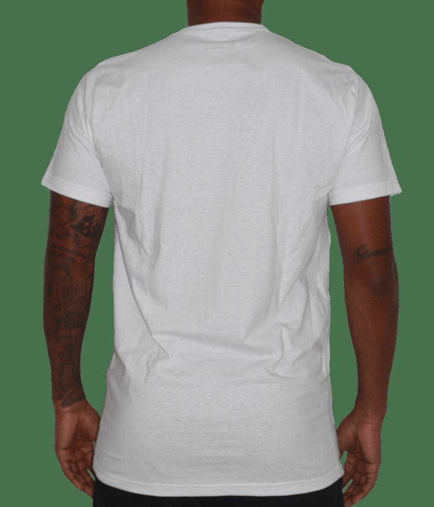 Rs9 Branca Êxodo Camiseta Êxodo Rs9 Básica Camiseta mP8ny0wvON