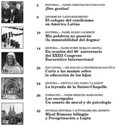 Revista Jesus Christus nº146 - Abril/junio 2014