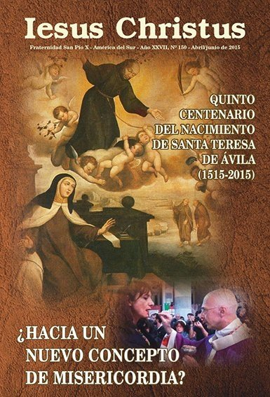 Revista Jesus Christus nº 150 Abril/junio 2015