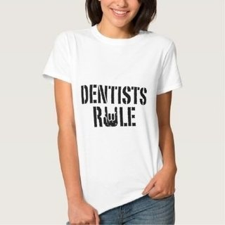 BABY-LOOK FEMININA DENTIST RULE