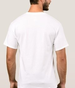 "CAMISETA MASCULINA ""SEU NOME"" LOVE ODONTO - FaculFashion"
