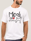 CAMISETA MASCULINA VETERINARIA LOVE