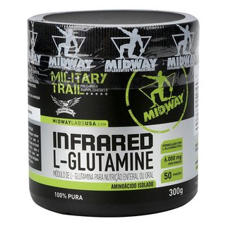 Glutamina Military Trail Infrared 300 g...