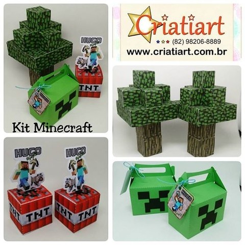 Scrapfesta - Kit Minecraft