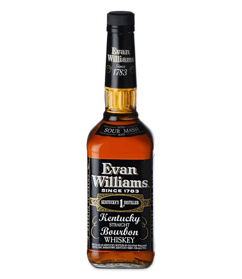W. EVAN WILLIAMS BLACK 750 CC
