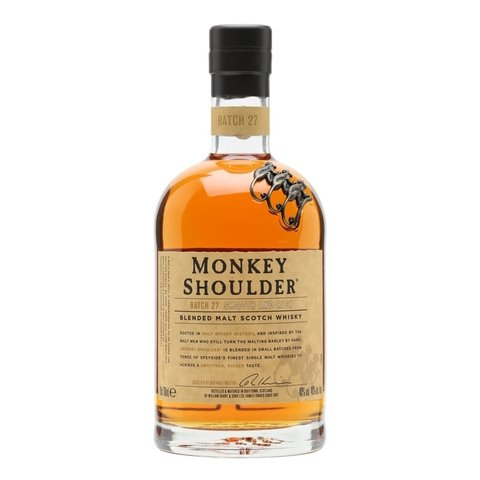 W. MONKEY SHOULDER BATCH 27 X 700 ML