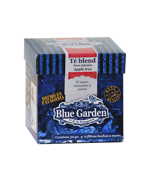 TE BLUE GARDEN APPLE TREE X 30 GR