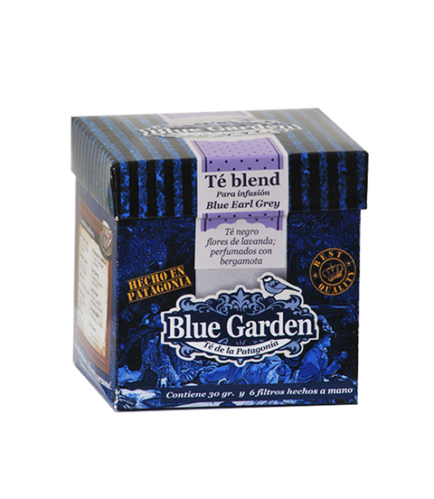 TE BLUE GARDEN BLUE EARLY GREY X 30 GR