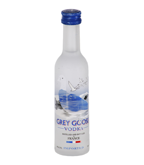 MIN. V. GREY GOOSE X 50 ML