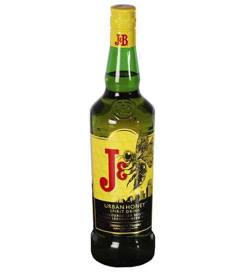 W. J & B HONEY X 700 ML