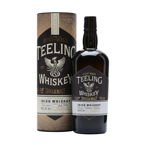 W. TEELING SINGLE MALT IRISH X 700 ML