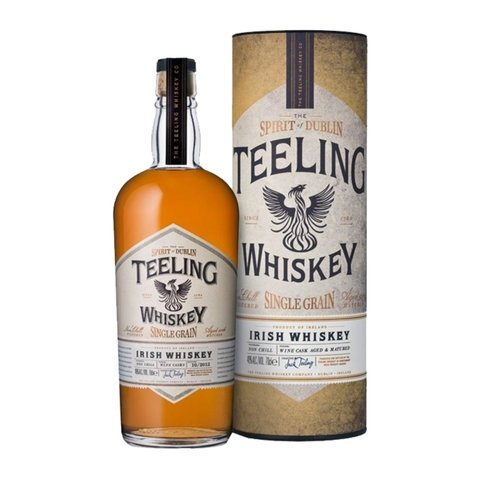 W. TEELING SINGLE GRAIN IRISH X 700 ML
