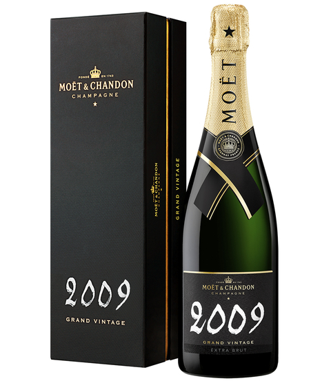 EST. CH. MOET & CHANDON GRAND VINTAGE 2009