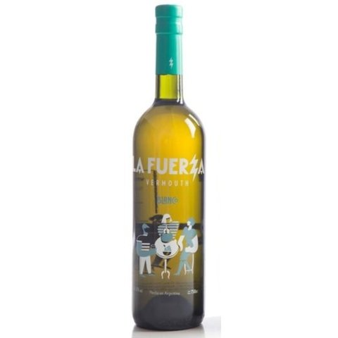 LA FUERZA VERMOUTH BLANCO X 750 ML