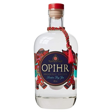 GIN OPIHR ORIENTAL LONDON DRY GIN X 750 ML