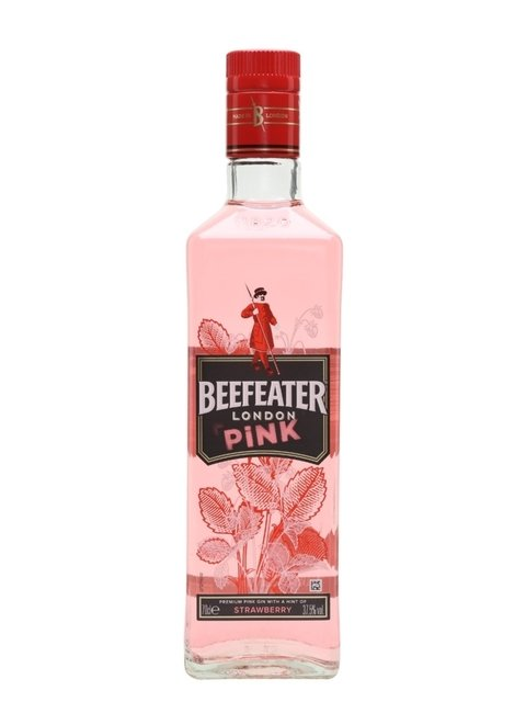 GIN BEEFEATER PINK X 700 ML