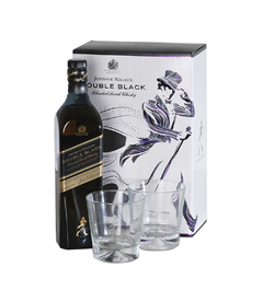 W. J. WALKER DOUBLE BLACK 750CC EST. CON 2 VASOS