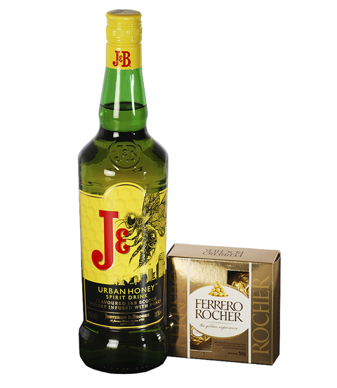 REGALO J&B HONEY