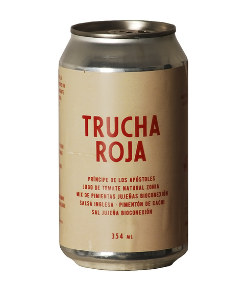 ATLANTICO TRUCHA ROJA X 354 ML