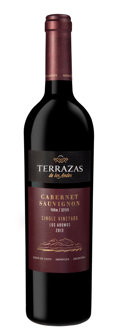 TERRAZAS SINGLE VINEYARD CABERNET SAUVIGNON