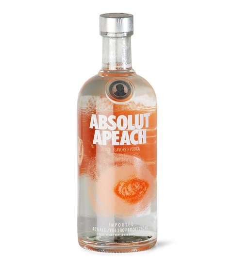 V. ABSOLUT APEACH X 750 CC