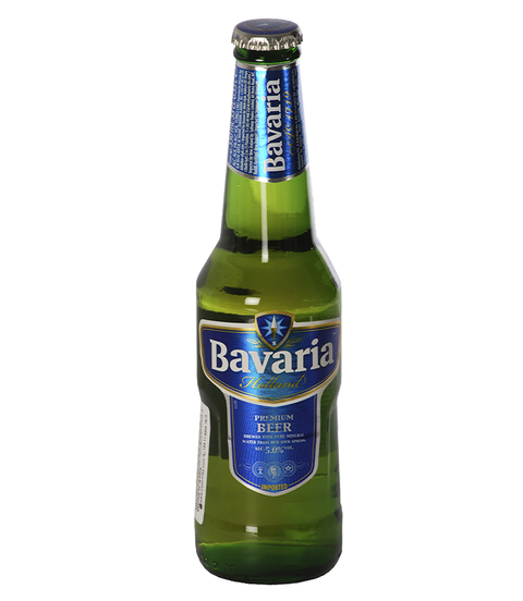 C. BAVARIA PREM.HOLLAND BOT X 650 ML