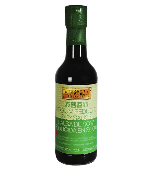 S. LEE KUM KEE DE SOYA REDUCIDA EN SODIOX 150 ML