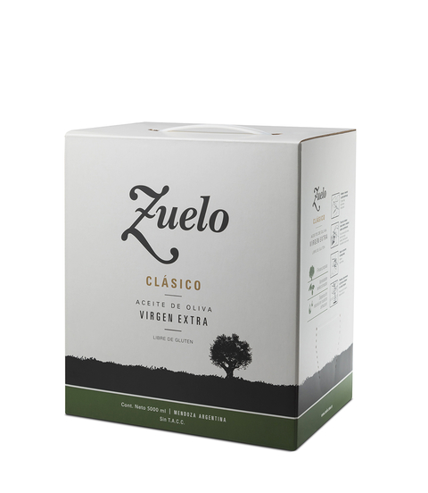 A. DE OLIVA ZUELO BAG IN BOX X 5 LT