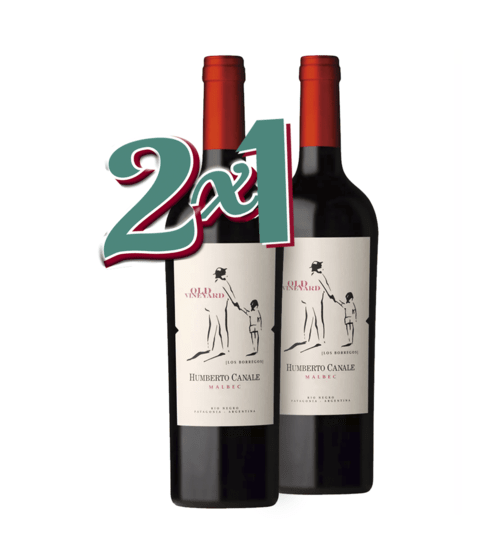 2x1 Humberto Canale Old Vineyard