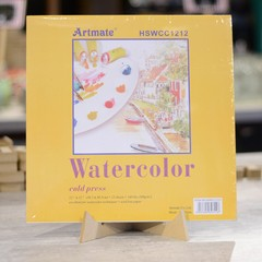 Block Artmate AHSWCC1212 - Watercolor 30,5 x 30,5 cm