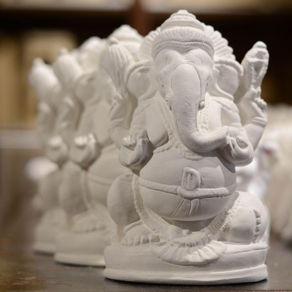 new appearance hot sale online low price sale Elefante Hindú de Yeso. - Artística Aguilar