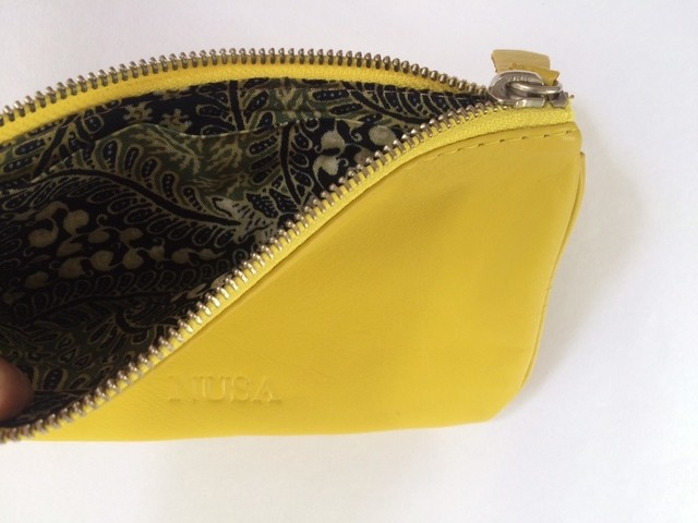 Monedero Gili Yellow