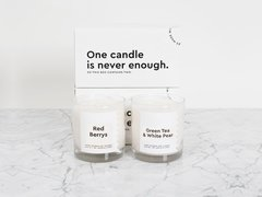 ONE NEVER IS ENOUGH - tienda online
