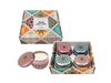 SET VELAS X 4 UNIDADES - ENJOY-