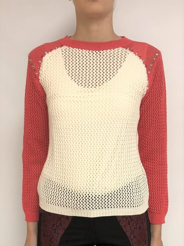 Sweater en red (21753)