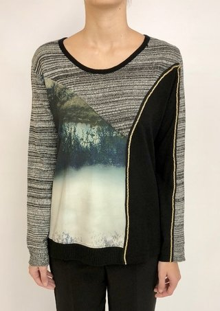 Sweater Estampado (26234)